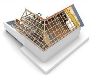 les types de toiture