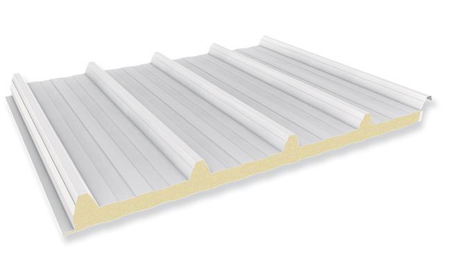tout savoir sur les panneaux sandwich pour toiture. Black Bedroom Furniture Sets. Home Design Ideas