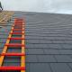 Prix d'un toit en ardoise synthétique : prix au m2