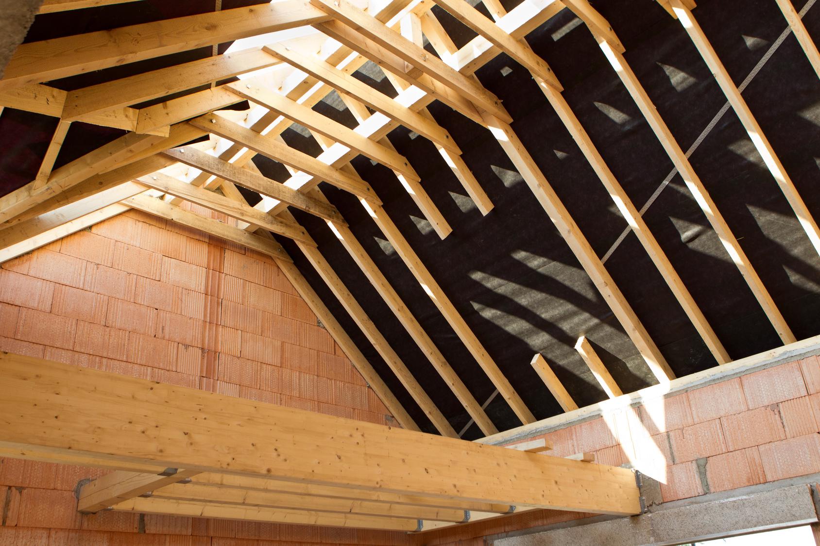 Isoler toiture différentes façons.