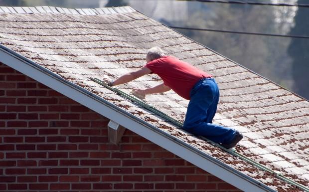 démoulage de toiture