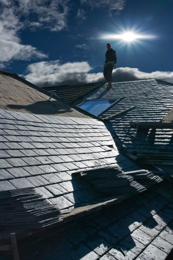 Budget de rénovation d'une toiture