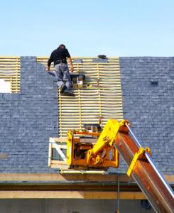 Prix d'une toiture de 40m2