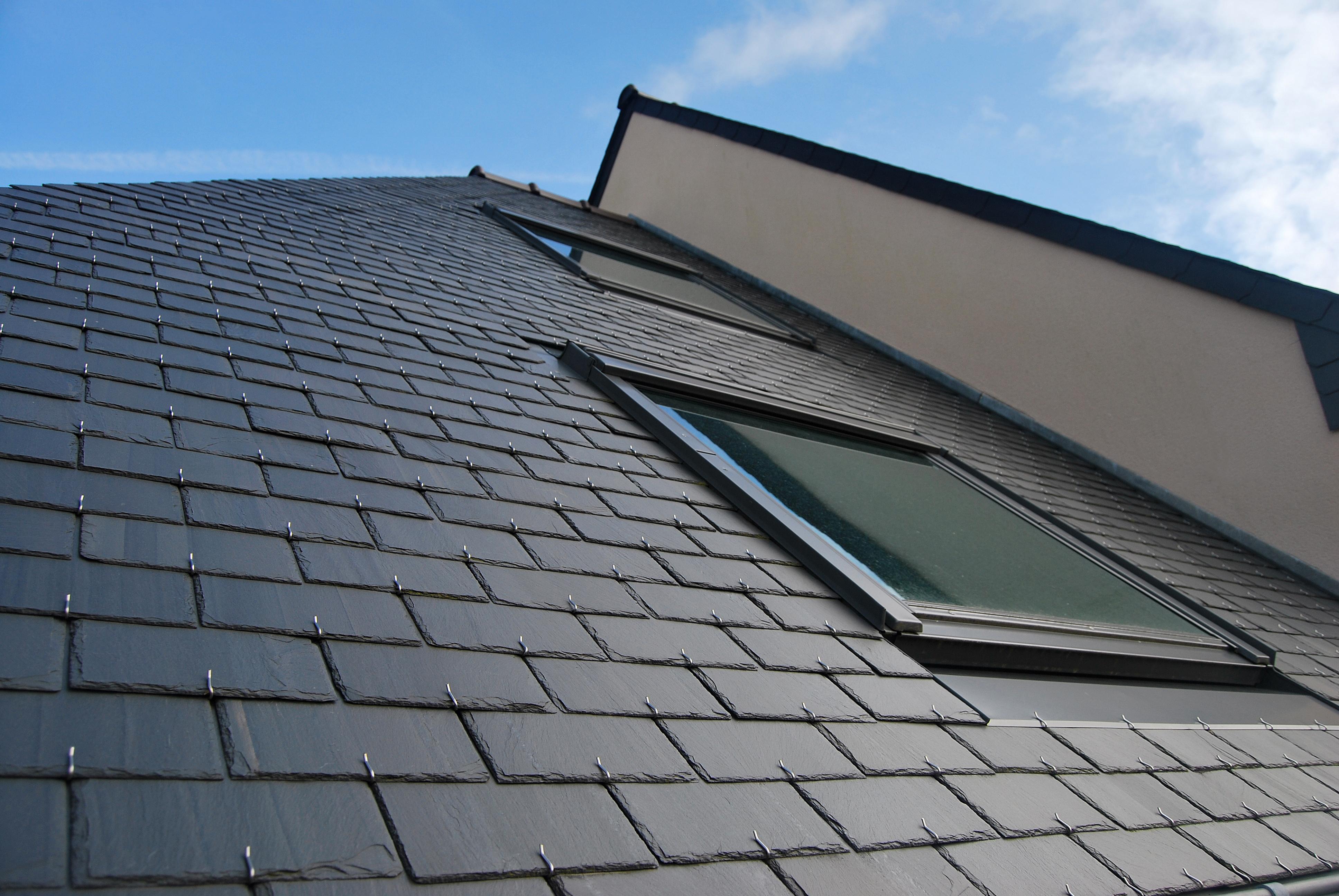 Toiture en Ardoise - conseils et devis en rénovation de toiture