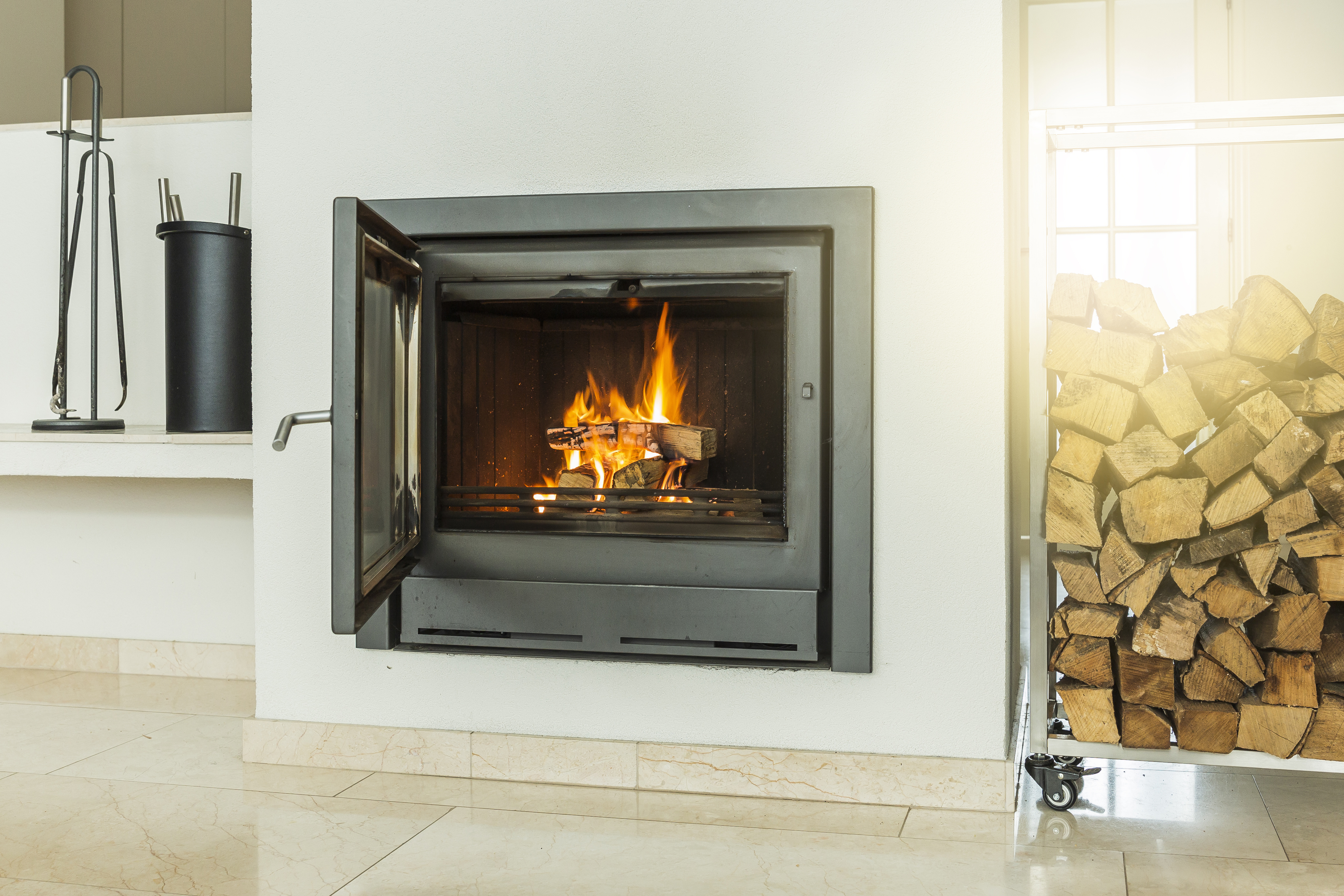 Habiller Un Conduit De Cheminée pose d'une cheminée et prix d'une cheminée : le guide