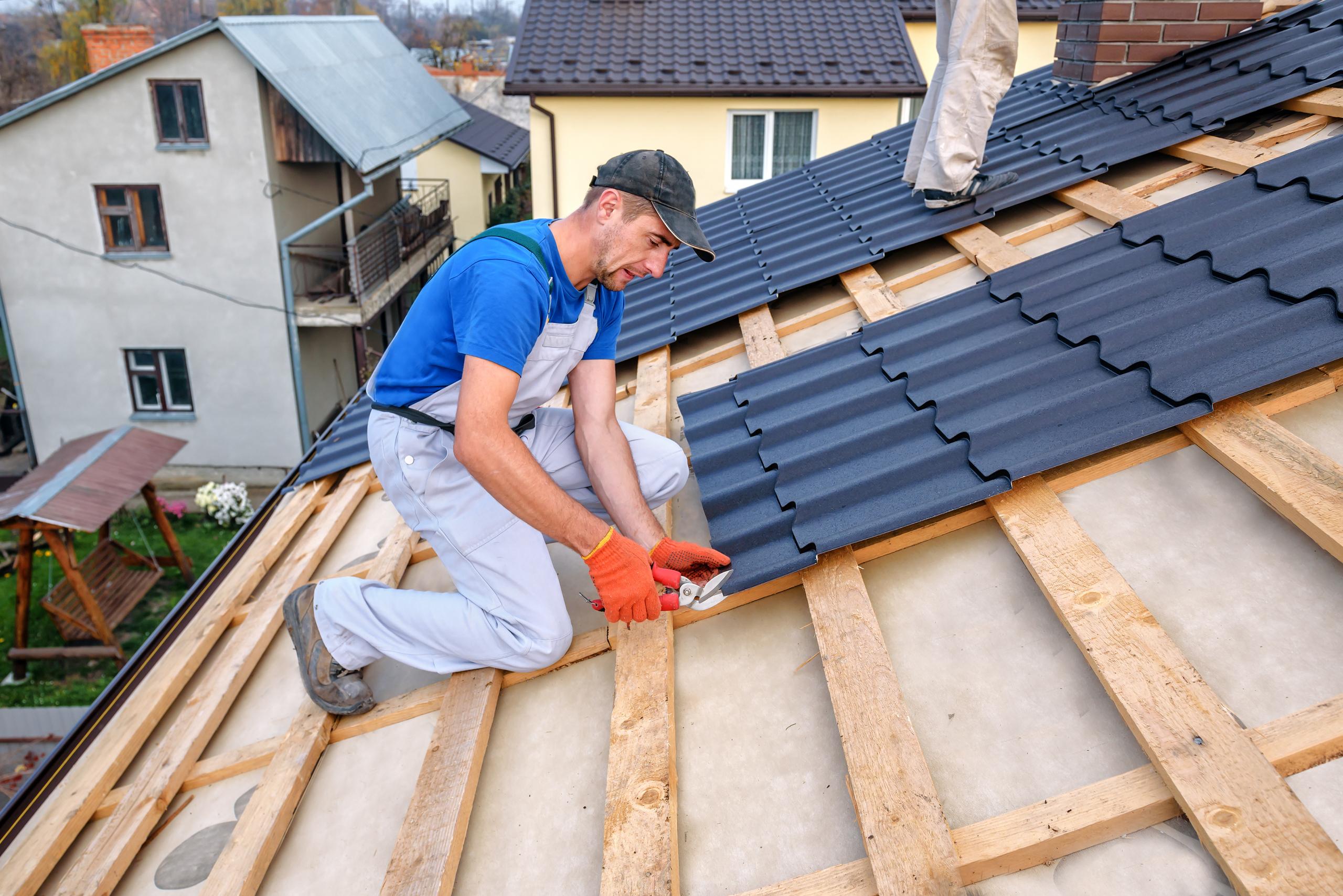 toit faible pente - conseils et devis en rénovation de toiture